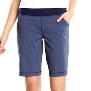 NWT Lucy | Do Everything Bermuda Navy Shorts